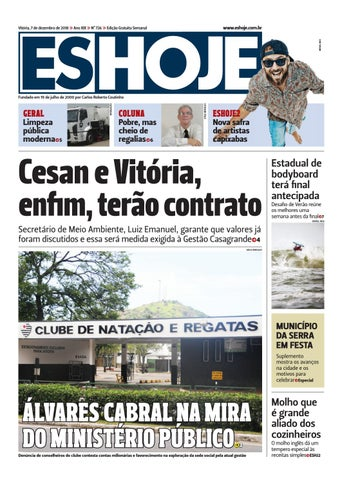 Jornal ESHOJE 726 by Jornal ESHOJE - issuu 82242de971286