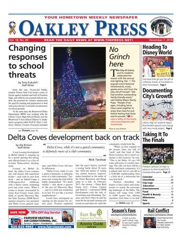 81eb1ddfe77f4 Oakley Press 12.07.18 by Brentwood Press   Publishing - issuu