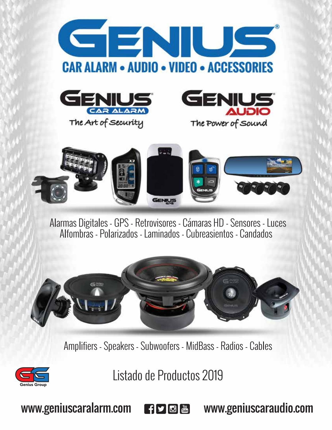 Kit de cables de calibre 4 AWG Cable de graves coche Amp Kit de cableado Car Audio Alta Calidad 2500