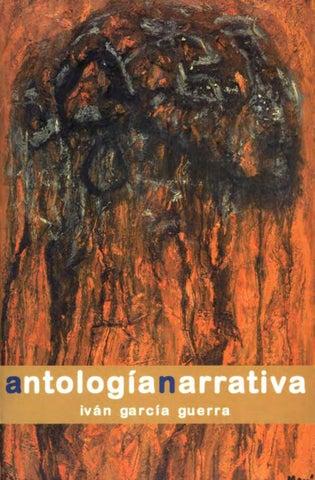 0a88159b8211 Antología narrativa - Iván García Guerra by Libros Dominicanos en ...