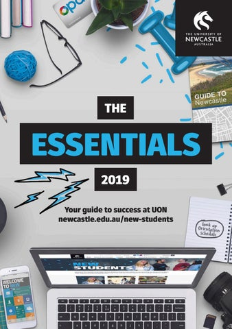 The Essentials Newcastle by UON Student Central - issuu