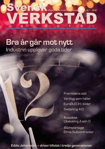 Svensk Verkstad nr 7 2018