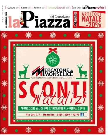 Libreria Moderna Monselice Telefono.La Piazza Del Conselvano Dic2018 N160 By Lapiazza Give