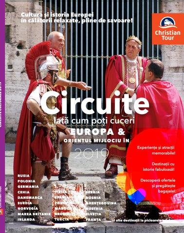 Catalog circuite 2019 Christian Tour by Christian Tour - issuu