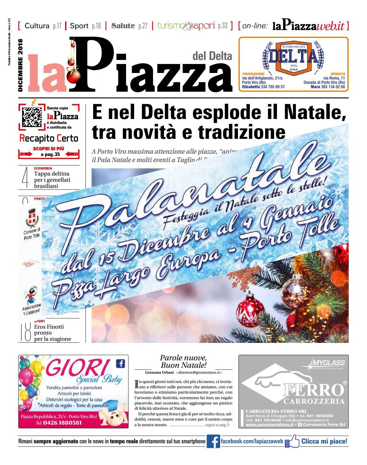 La Piazza del delta dic2018 n155 by lapiazza give emotions - issuu db76eae54b80