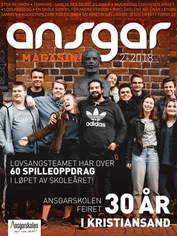 5175b9334 Ansgarmagasinet 2-2018 by Ansgarskolen - issuu