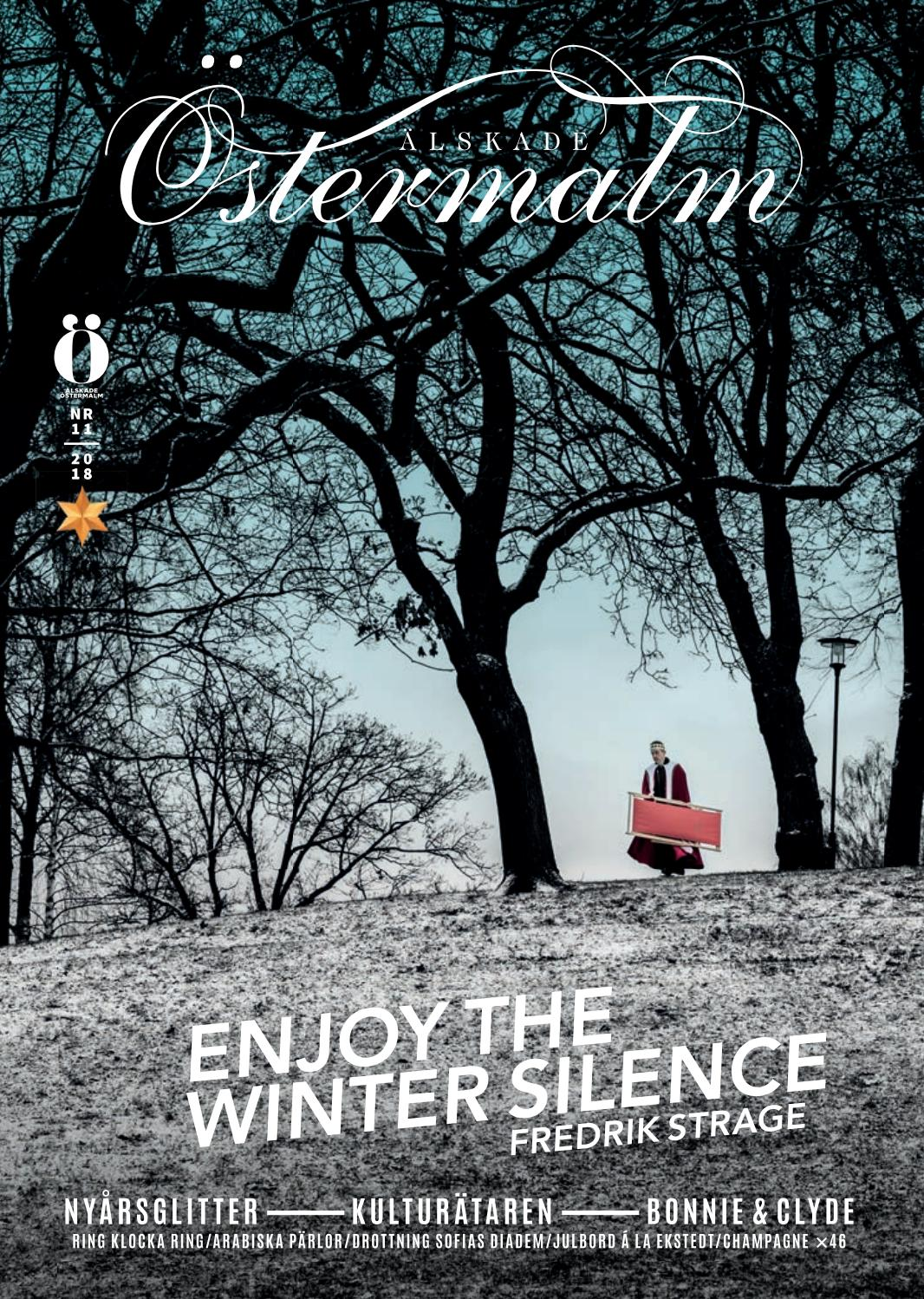 the latest 41be1 c6bbb Älskade Östermalm 2018 11 by Alm   Möller Royal Publishing Group AB - issuu