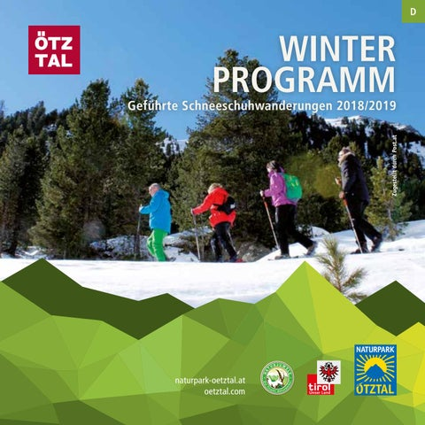 Page 1 of Winterprogramm