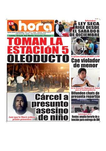 Iquitos 06 de Diciembre del 2018 by Jonatan Arias - issuu 7cb52b1e973