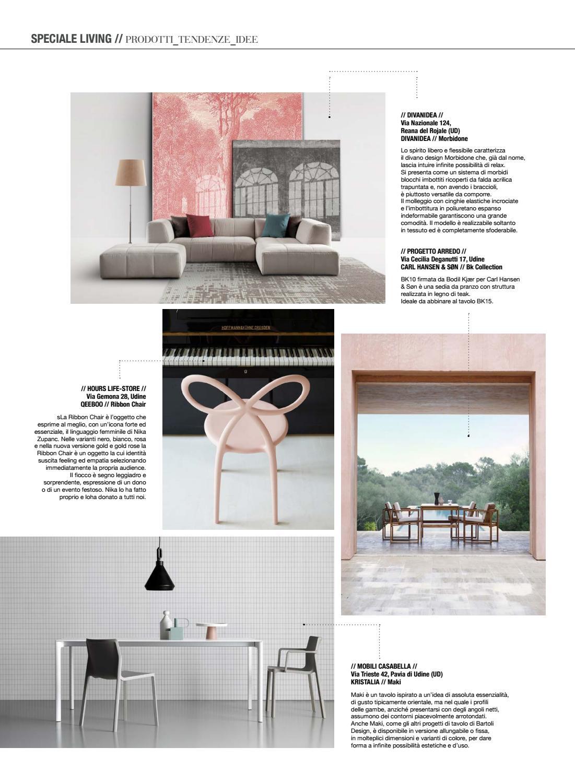 Mobili Casabella Udine.Vistacasa N 89 By Vistacasa By Bm Editore Issuu