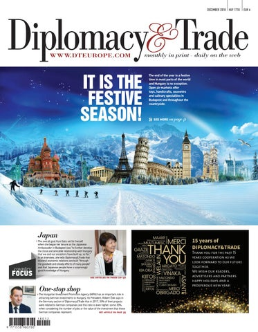 Diplomacy & Trade 2018 December by Diplomacy&Trade - issuu