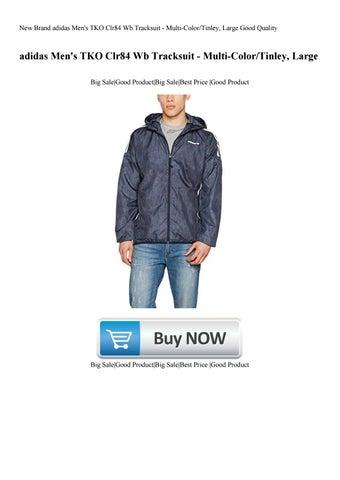 0588739112 New Brand adidas Men's TKO Clr84 Wb Tracksuit - Multi-ColorTinley ...