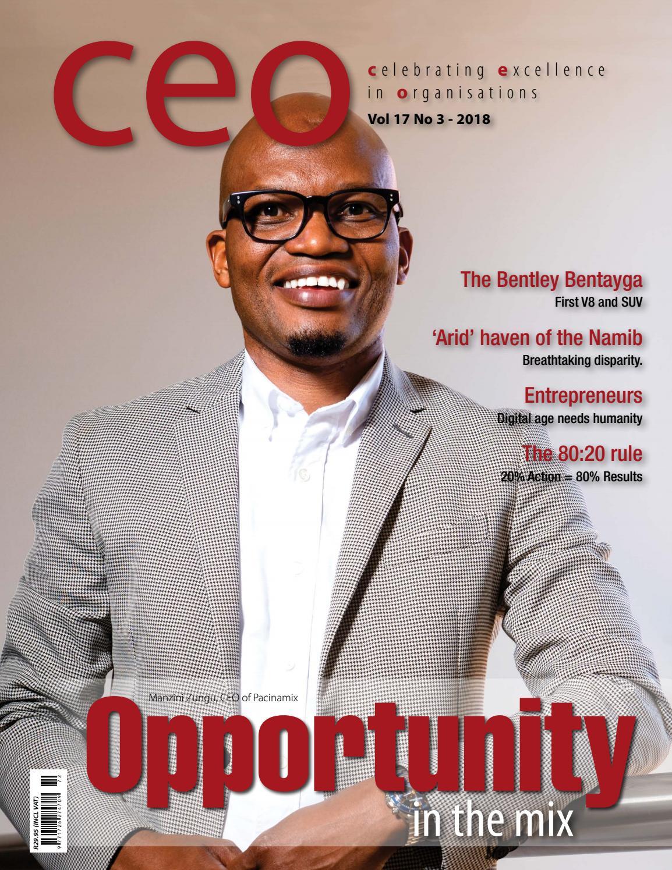 0c061b06ed67d CEO Magazine Vol 17.3 by CEO Global - issuu