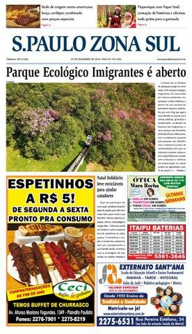 436e84495 07 de dezembro de 2018 - Jornal São Paulo Zona Sul by Jornal Zona ...