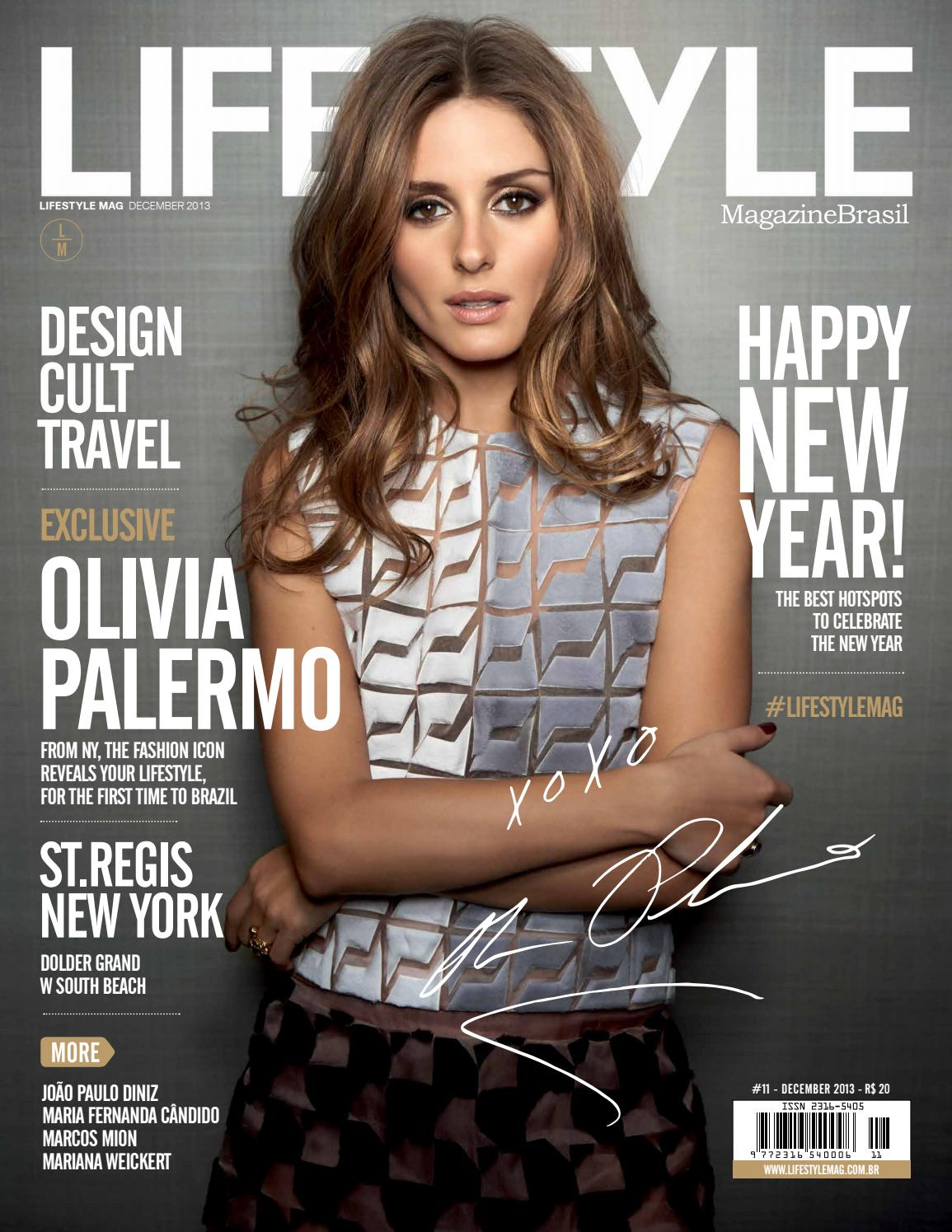 Olivia Palermo - Published by Lifestylemag #11 - follow @byclaur by