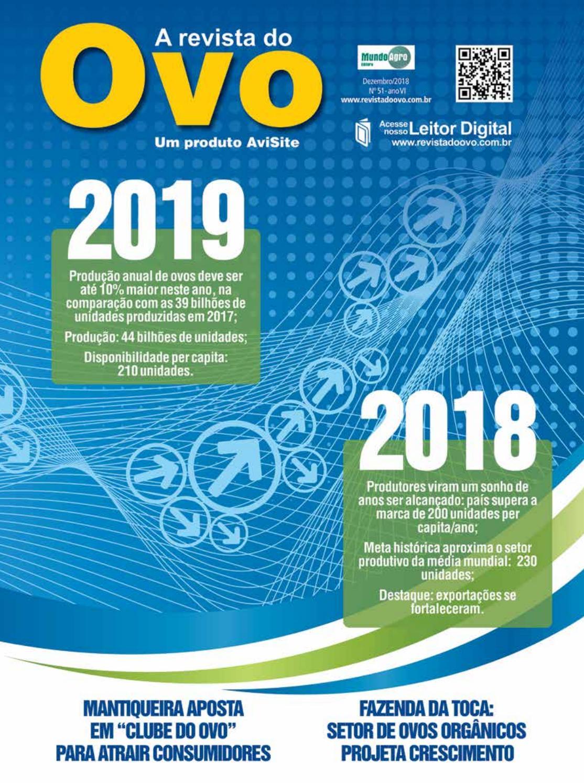 Edição 51 - Revista do Ovo by Mundo Agro Editora - issuu 2f0484e4acf10