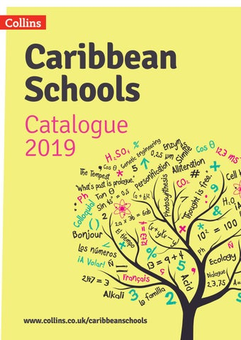 Caribbean Schools Catalogue 2019 by Collins - issuu