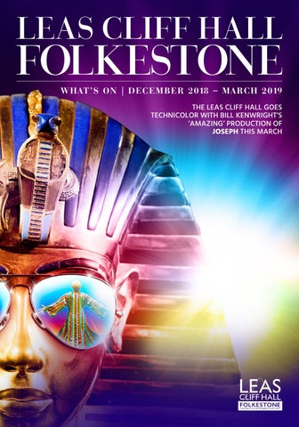 Folkestone Whats On Guide December 2018 March 2019 By Atg