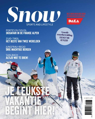 cfd8609afa7 Snow Sports and Lifestyle 1 2019 by Virtùmedia - issuu