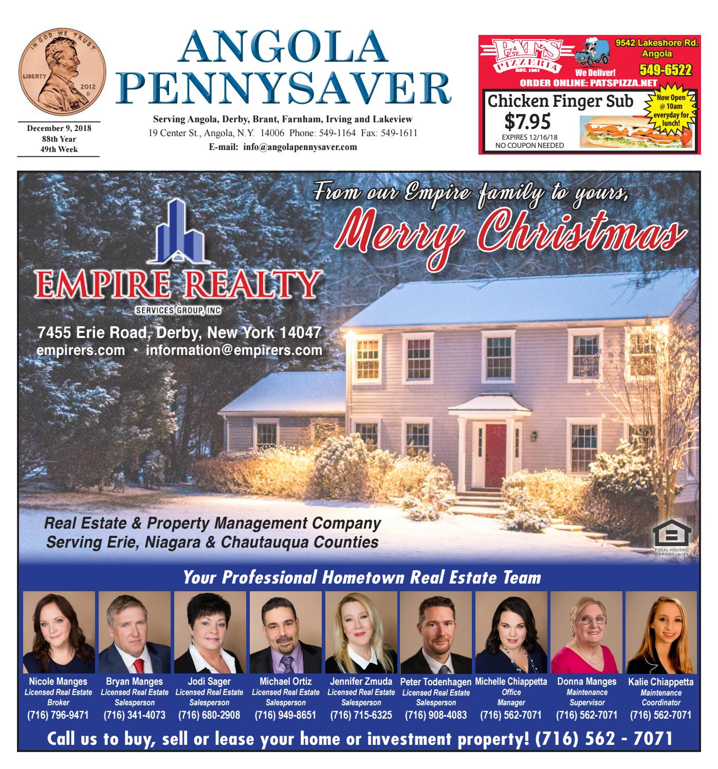 12 9 18 Angola Pennysaver By Issuu How To Turn Your Truck Into A Generator The Family Handyman