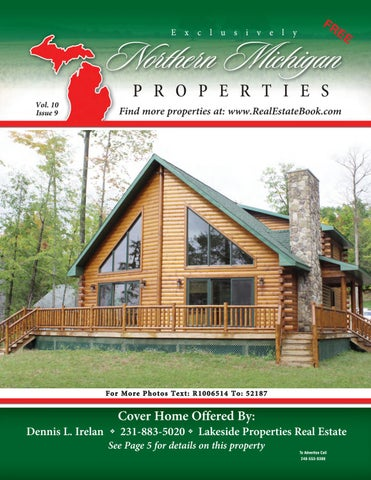 Astounding Northern Michigan Properties Vol 10 Iss 9 By The Real Home Remodeling Inspirations Genioncuboardxyz