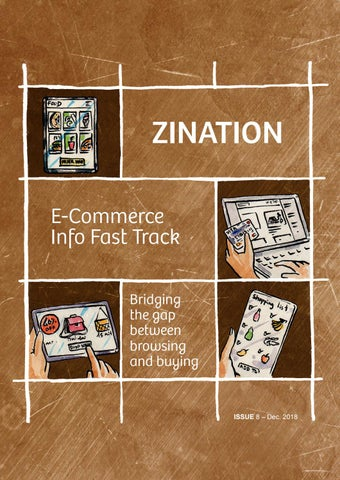 Issue #8 E-Commerce Info Fast Track magazine by zination - issuu