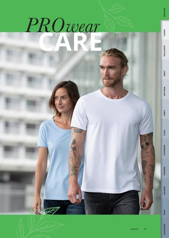 Page 19 of PROwear CARE with Ecolabel by Finstral