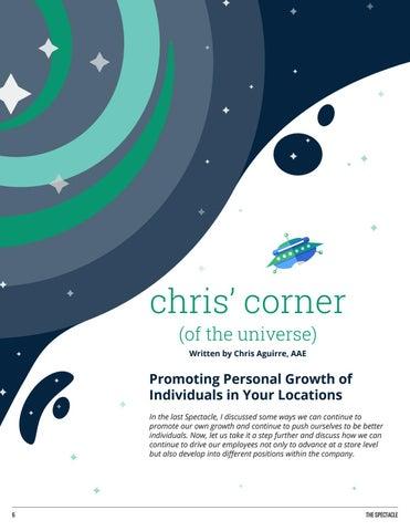 Page 6 of Chris' Corner