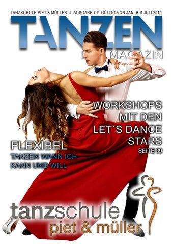44e92055db TANZEN - Das Magazin 'Tanzschule Piet & Müller' *Ausgabe 7* by ...