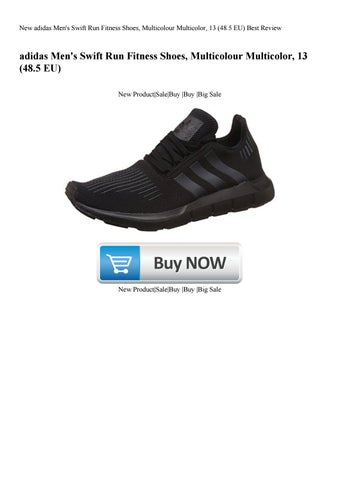4c7f6d9b9112 New adidas Men s Swift Run Fitness Shoes Multicolour Multicolor 13 ...