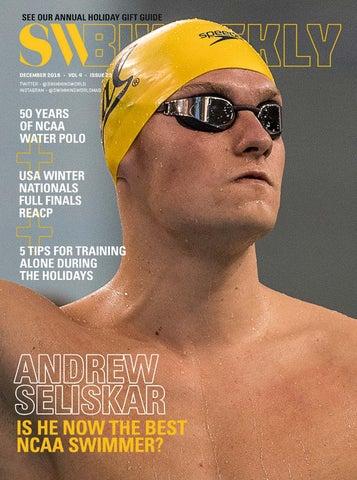 aa0fe616da8 Swimming World Biweekly - February 7
