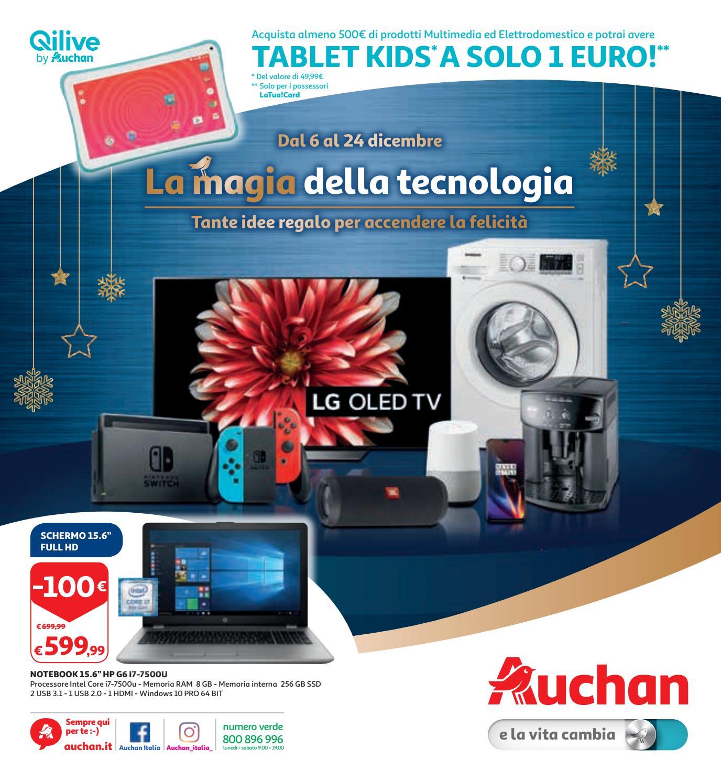Auchan Divano Letto.Auchan 24dic By Best Of Volantinoweb Issuu
