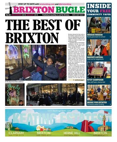 9034d2752a Brixton Bugle December 2018/January 2019 by Brixton Bugle - issuu