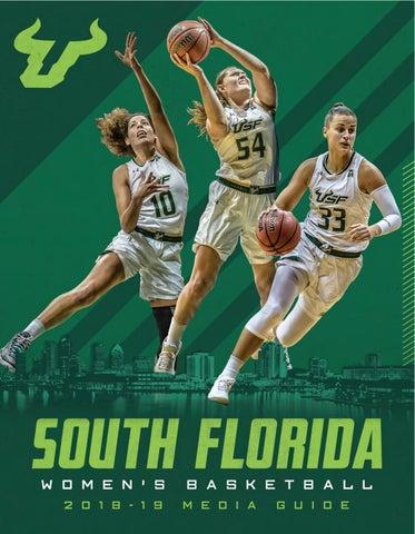 2018-19 USF Women s Basketball Media Guide by USF Bulls - issuu 247c138ab