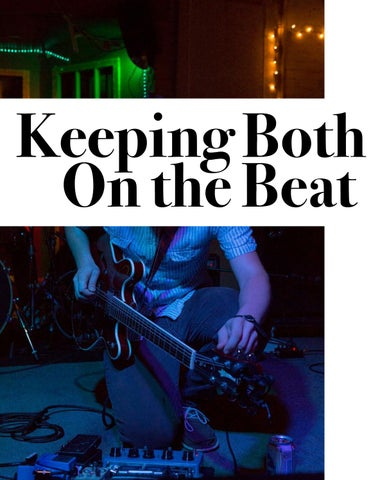 Page 12 of Keeping Both Hands On the Beat