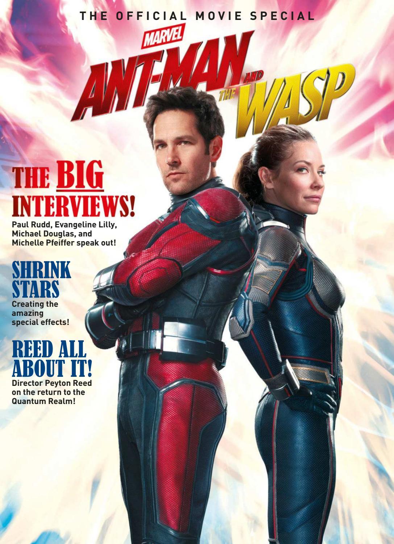 Marvel Legends Studios Ant-Man /& The Wasp HANK PYM/'S LAB Suitcase