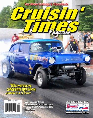 42d94592df8 Cruisin Times Magazine - June 2017 by Cruisin  Times Magazine - issuu