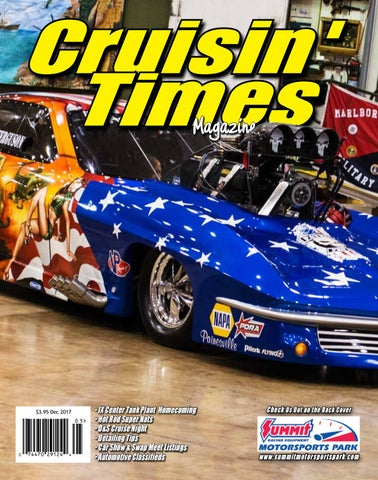 d4ae7f3e Cruisin Times Magazine - December 2017 by Cruisin' Times Magazine ...
