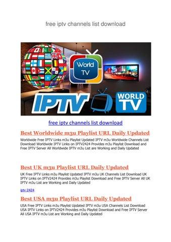 iptv2424 info by jake pat - issuu