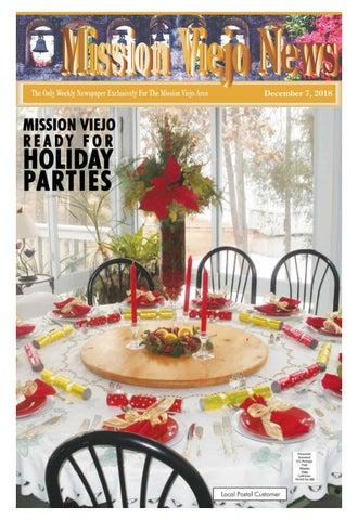 ae6045b7ae Mission Viejo News 12/7/18 by Mission Viejo News Group - issuu