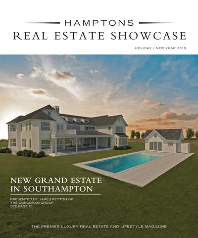 V6N11-12-2018 — Hamptons Real Estate Showcase – Luxury Real