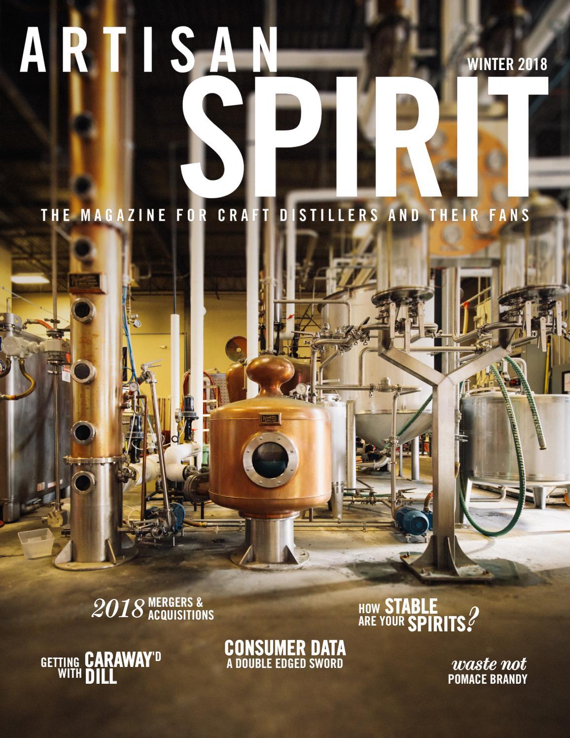 4b615418 Artisan Spirit: Winter 2018 by Artisan Spirit Magazine - issuu