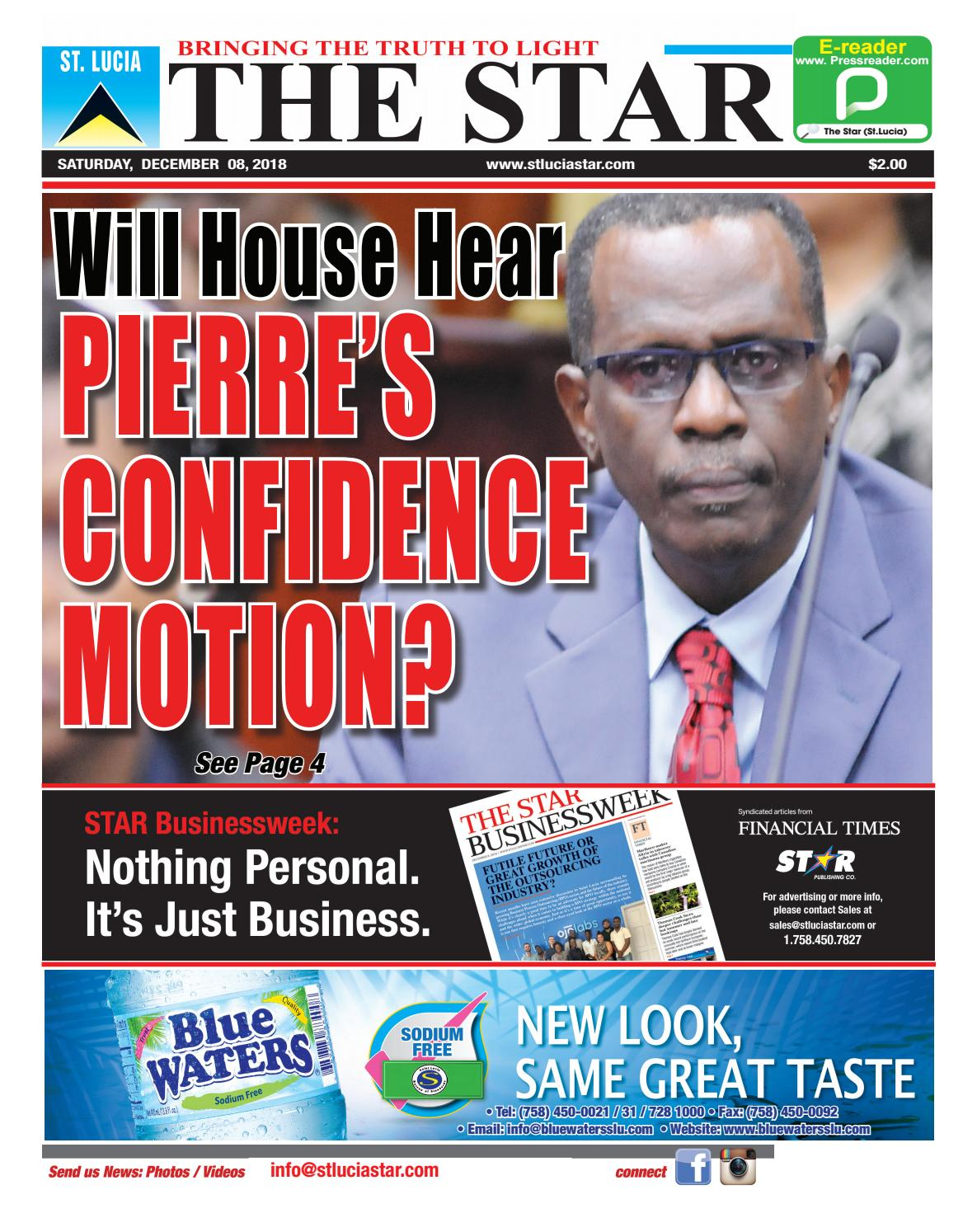 797585544f8 Will House Hear Pierre s Confidence Motion  by STAR Publishing - issuu