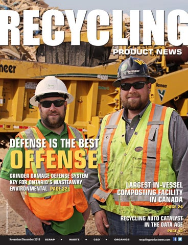 ac9cb8e708d Canadian Auto Recyclers 11 1 by Media Matters - issuu