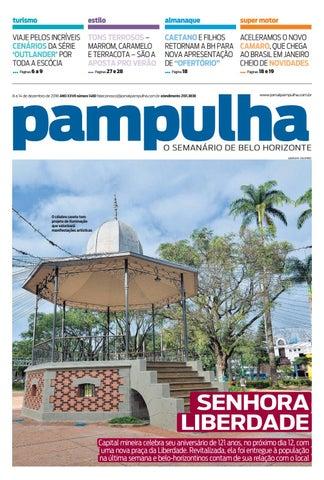 c01b8466a0daf Pampulha, sábado - 08 12 2018 by Tecnologia Sempre Editora - issuu