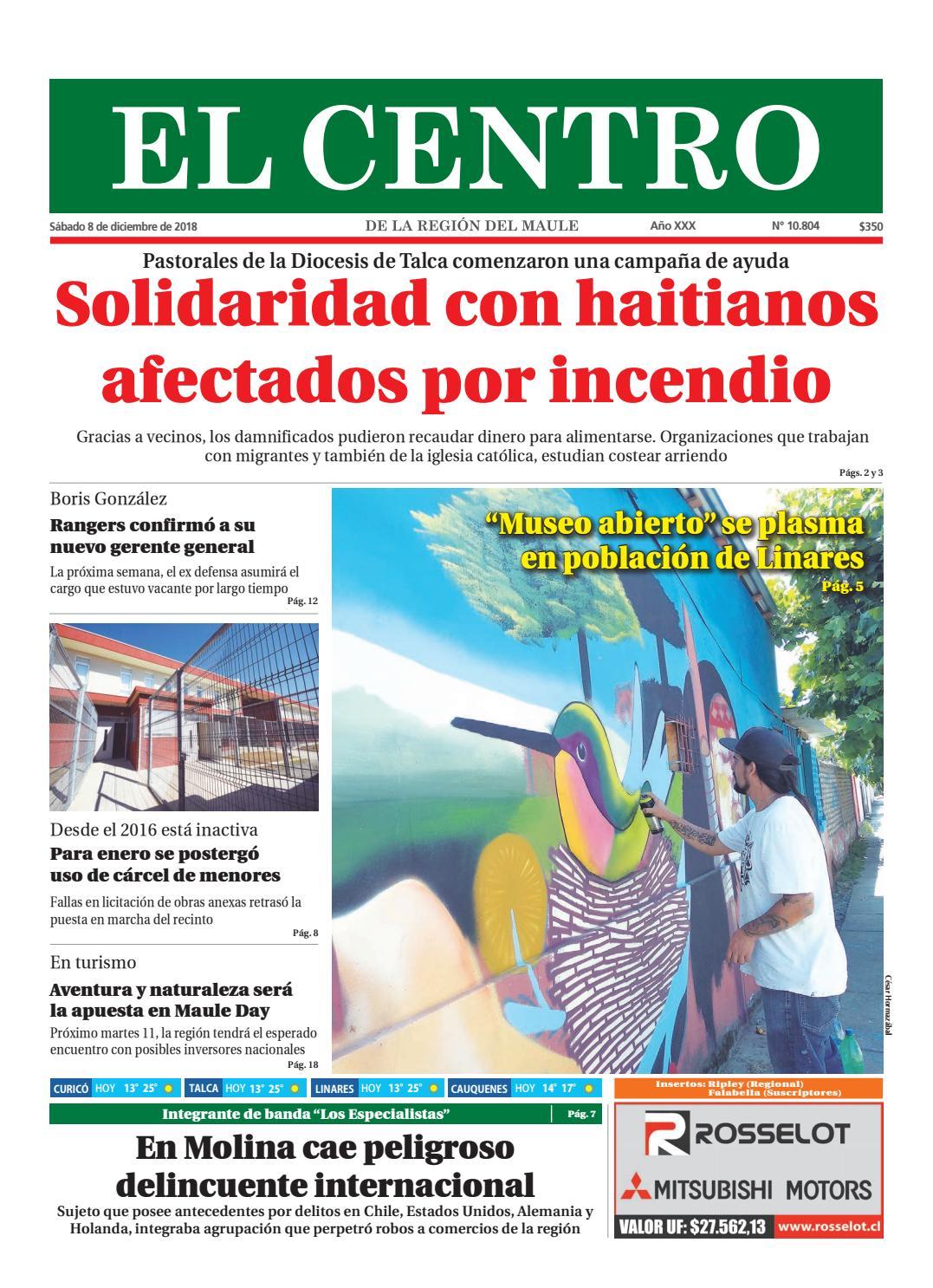 Diario 08-12-2018 by Diario El Centro S.A - issuu 9e47189b7e196