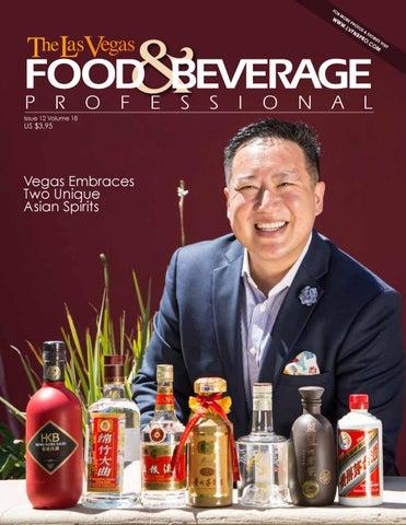 December 2018 The Las Vegas Food Beverage Professional By The Las