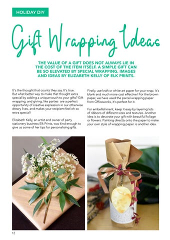 Page 12 of Gift Wrapping Ideas