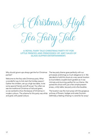 Page 17 of A Christmas High Tea Fairy Tale