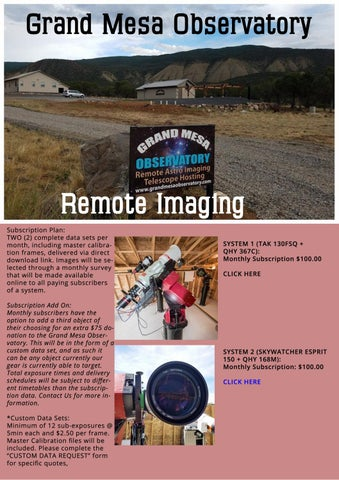 Page 86 of Remote imaging with the Grand Mesa Observatory